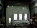 Infrarotbacken-System Europe Standard-Spray Booth (PC14-IB1S)