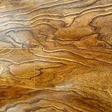 La technologie allemande a gravé le plancher stratifié en stratifié de foulage