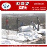 Geotêxtil não tecido de venda quente 200g do Polypropylene do fabricante