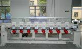 Tajima 8 máquinas del bordado del ordenador de las pistas con la aguja de acolchonamiento