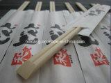 Baguettes remplaçables de bambou de Tianxue