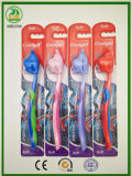 Coolget Marken-Spiderman-Kind-Zahnbürste mit freier Schutzkappe
