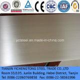 Ligne de Hari plaque d'acier inoxydable avec le prix Film-Compétitif de PVC