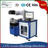Machine Hsco2-30W d'inscription de non-métal de haute précision