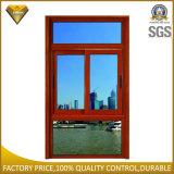 Schiebendes Aluminiumfenster mit doppeltem ausgeglichenem Glas (JBD-S5)