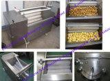 ステンレス鋼のベルト・コンベヤーの野菜フルーツ処理機械