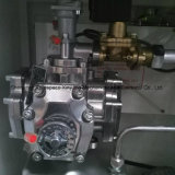 Erogatore del combustibile con il singolo erogatore del combustibile della visualizzazione del singolo erogatore dell'olio singolo