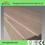 La madera contrachapada impermeable de la construcción, película de 18m m hizo frente a la madera contrachapada