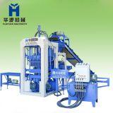 Máquina hidráulica do bloco de estrada da multi função Qt3-25