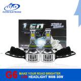 farol do diodo emissor de luz de 30W 3200lm 9006 para farol do carro do diodo emissor de luz H4 do carro/caminhão H1 H3 H7 H11 9004/9007