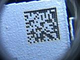Inline-Laser-Markierungs-Maschinen-Laser-Gravierfräsmaschine der Faser-3D für gedruckte Schaltkarte