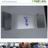 Изготовление металлического листа запасных частей нержавеющей стали