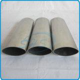 tubos del óvalo del acero inoxidable 304/316L