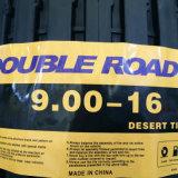 Pneu 900-16 de sable 1400-10 1600-20 utilisés pour le bus de pays de désert