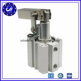 Цилиндра струбцины серии Qck цилиндр струбцины качания цилиндра воздуха дешевого роторного роторный зажимая пневматический