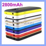 2800mAh external Battery Charger Fall für Samsung Galaxy S5