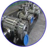 Válvula de esfera montada eixo do aço de forjamento