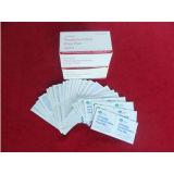 Antispetic Vorbereitungs-Auflagen, die Papier verpacken