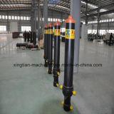 Venta caliente telescópica/cilindro hidráulico del carro de vaciado