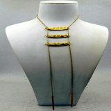 一義的な形の方法ネックレス