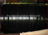 Geschmiedetes Steel ANSI B16.5 Slip auf Flange (schwarze Farbe)