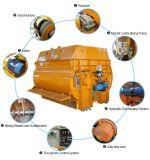 Macchina concreta della miscela dell'Gemellare-Asta cilindrica (Js2000)
