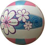 يعبث حجم رسميّ كرة الطائرة مطّاطة
