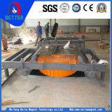 7000 gauss seco/suspensão/separador magnético elétrico para indústrias de carvão da mineração da produção de eletricidade de /Thermal do cimento