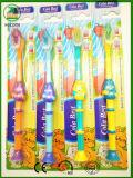 Kind-Zahnbürste der Jahr-6+