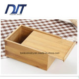 Custom Made China Wholesale FDA Standard Bamboo Serviette Box