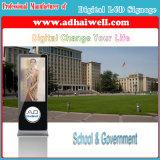 42 het Schoonmaken van de Schoen van de duim en Poolse Signage van de Vertoning van de Reclame van het Scherm van TFT LCD Beste Digitale Oplossing