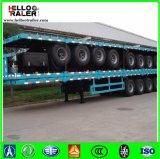 Degli Tri-Assi della base rimorchio del camion del telaio del contenitore del rimorchio 40FT semi