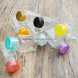 공장 도매 싼 작은 투명한 유리제 향미료 소금병 (100027)
