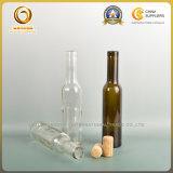 安い価格の卸売200mlの小さいガラス赤ワインのびん(053)