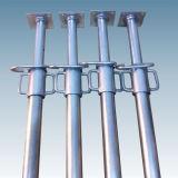 Poste de gato del apuntalamiento/apoyos de acero ajustables/apoyos usados del andamio