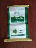Цветастый мешок печати сплетенный PP для замазки
