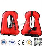 Chaleco del tubo respirador de TPU para el tubo respirador inflable