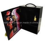 贅沢によってカスタマイズされるラッカーを塗られた木の香水ボックス