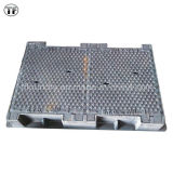 En124 D400 Lockable Triangular Ductile Cast Iron Manhole Covers (1380X850mm)