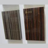 Chapa de madera decorativa de la cocina del panel (ZH3931)