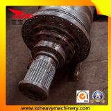 tubo di 1800mm che solleva produzione con il criccio di macchina