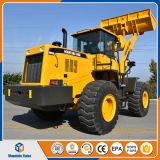 중국 건설장비 Zl50 5ton 예비 품목을%s 가진 무거운 바퀴 로더