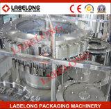 آليّة يكربن شراب زجاجة غسل يملأ ويغطّي آلة