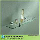 plank van het Glas van de Badkamers van de Vlotter van 8mm de Duidelijke Aangemaakte Decoratieve