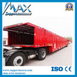 차 Loading Trailer, Car Semi Trailer, Sale를 위한 Car Carrier Trailer