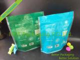 Poche comique/sac d'aliment pour animaux familiers de guichet clair