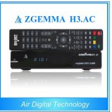 ATSC PVR Ready DVB S2 FTA Receptor Full HD Zgemma H3. AC ATSC + IPTV Set Top Box