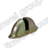 rebaixo anterior 10t/de borracha de borracha principal esférico anterior com Rod rosqueado