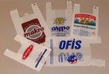 機械を作るプラスチック自動ショッピング・バッグ