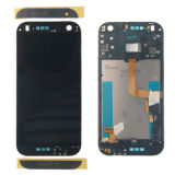 Affissione a cristalli liquidi cellulare all'ingrosso per la visualizzazione di tocco M8 di HTC uno con il blocco per grafici